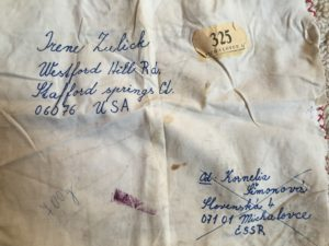 sackcloth envelope